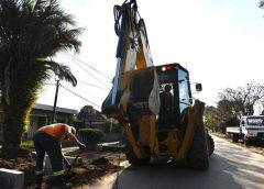 24.07.2021 Obras del Proyecto Integral San José de Carrasco Norte